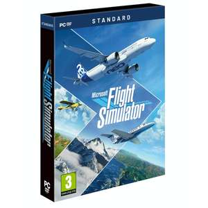 Microsoft Flight Simulator 2020 PC DVD - £54.99 delivered @ 365games