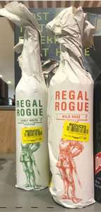 Regal Rogue Vermouth RTC £7.99 instore at Waitrose & Partners Bracknell