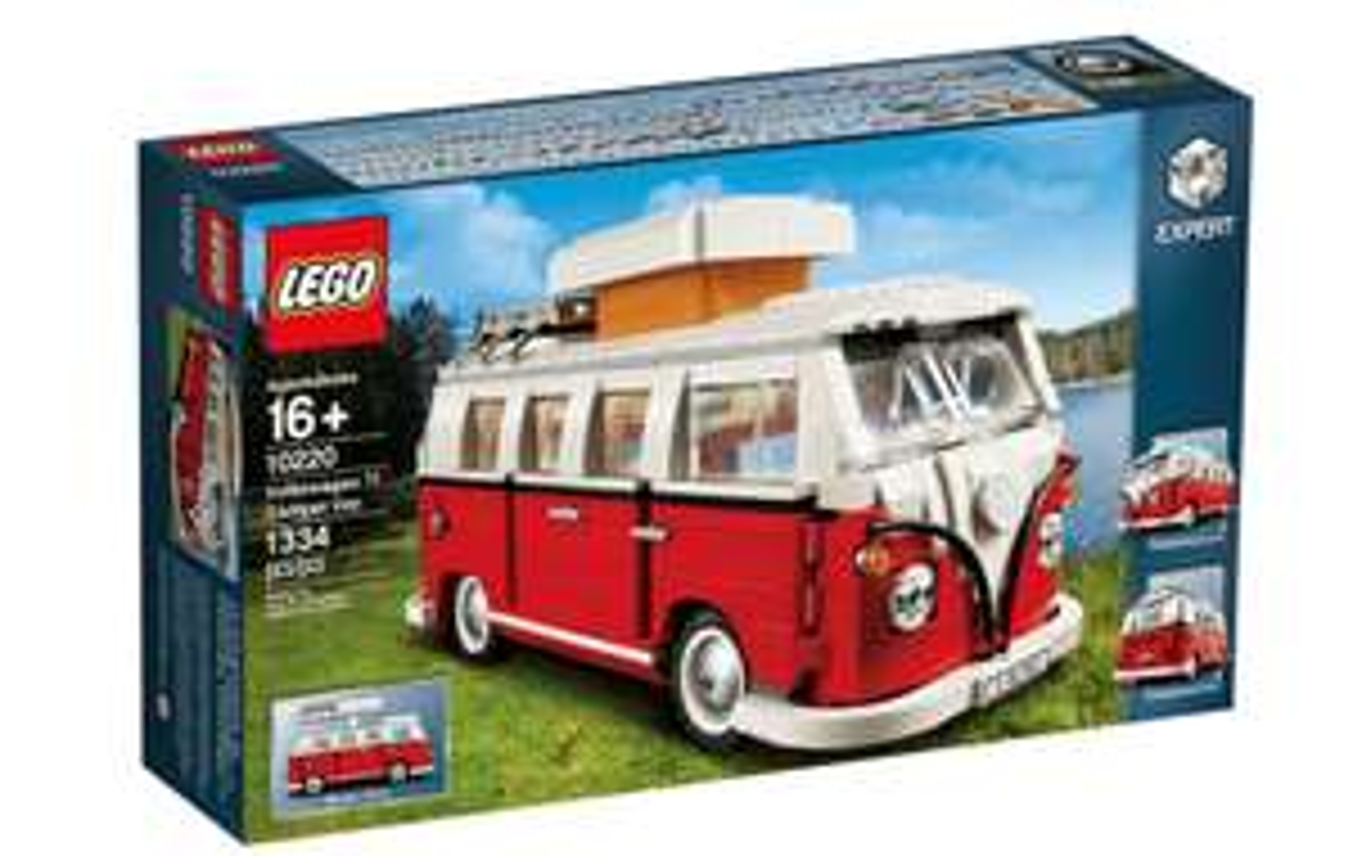 Lego 10220 VW Camper Van & Lego 10252 VW Beetle - £54.99 each instore @ Caffyns VW Brighton (Portslade)