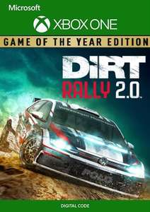 [Xbox One] Dirt Rally 2.0 - Game of the Year Edition - £13.99 @ CDKeys