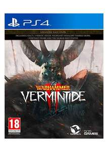 Warhammer Vermintide 2 Deluxe Edition (PS4) - £13.85 Delivered @ Base.com