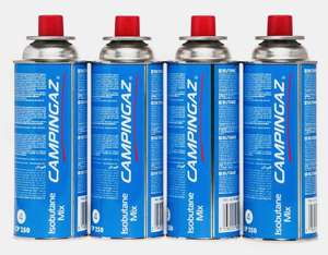 Campingaz CP250 Gas Cartridge - 8 for £10 (discount applied at checkout) plus £3.95 P&P @ Millets