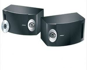 BOSE 201 Direct /Reflecting Speakers + 5 Year Warranty included £199 Delivered @ Home AV Direct
