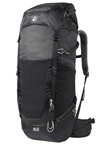 Jack Wolfskin Unisex Adult Kalari King 56 Pack Trekking Backpack - Black £65 Amazon