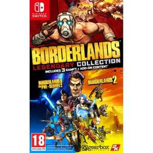 [Nintendo Switch] Borderlands: Legendary Collection - £27.95 delivered @ The Game Collection