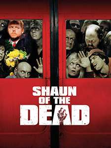 Shaun of the Dead Movie to Own £3.49 4K @ Amazon Prime Video
