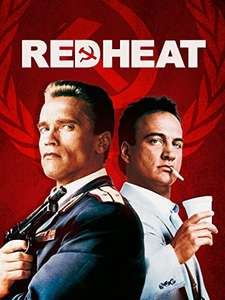 Red Heat Movie to Own £3.99 4K @ Amazon Prime Video