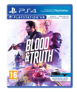Blood & Truth (PS4 / PSVR Required) (Nordic) £11.95 Delivered @ Coolshop