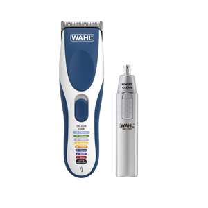 Colour Pro Cordless Clipper & Personal Trimmer Set £37.39 Delivered using code @ Wahl Store