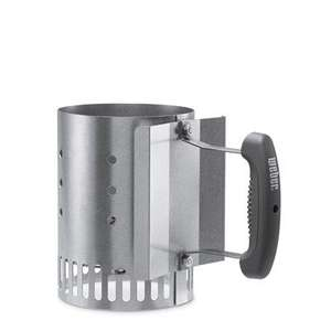 Weber compact Portable Chimney Starter - £17.09 + £4.50 Delivery @ WOW BBQ
