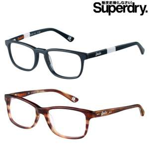 Superdry Prescription Glasses - 64 Styles To Choose From, now £24.99 delivered each with code + FREE Superdry case @ Specky Four Eyes