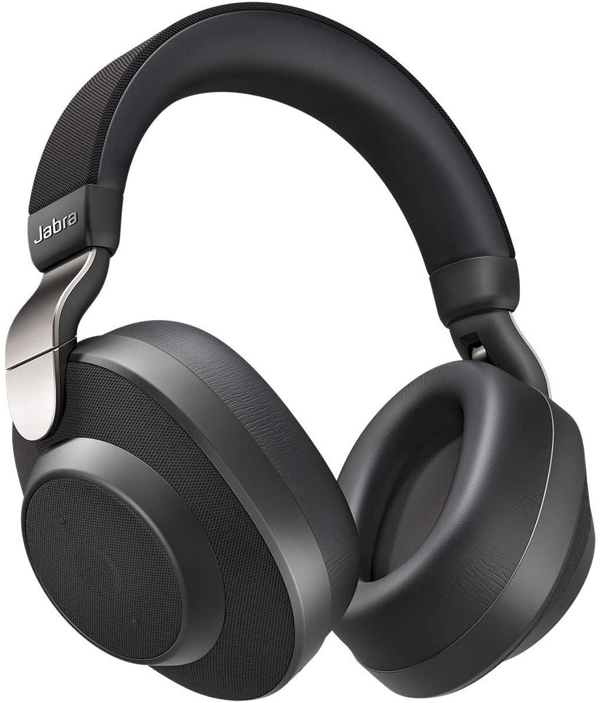 Jabra Elite 85h Wireless Bluetooth Noise-Cancelling Headphones - Black / Gold - £129.97 @ Amazon UK