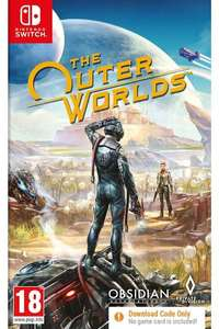The Outer Worlds Switch - £32.95 @ The Game Collection