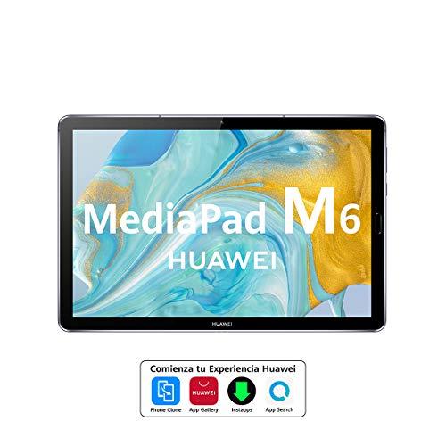 "HUAWEI Mediapad M6 10.8"" 2K Kirin 980 Tablet 64GB 4GB £265.47 / £258.22 (with fee free card) @ Amazon Spain"