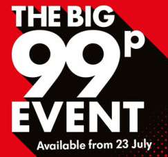 LIDL The Big 99p Event. From Thursday 23 July - E.G Quaker Oat So Simple 8 Sachets or Pukka Pies for 99p