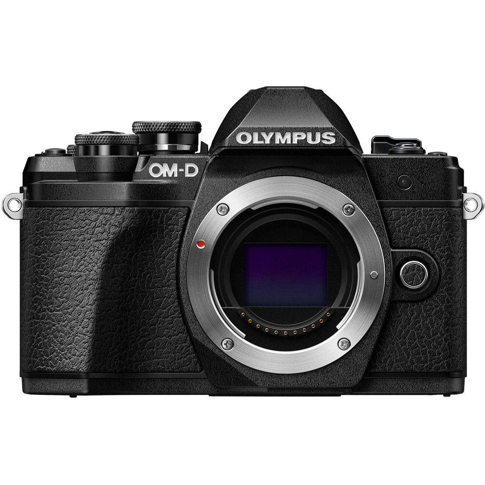Olympus E-M10 III Twin Kit (14-42 Ez)(40-150) Black- Free 3 Year Warranty Included £429 @ H DEW Cameras.