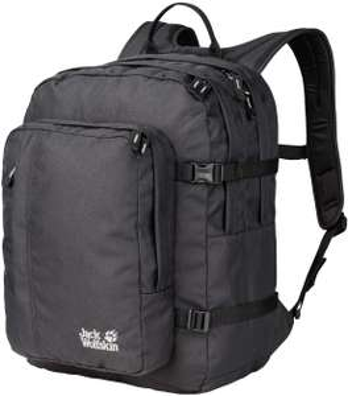 Jack Wolfskin Berkeley Backpack in Black or Ebony £25 at Amazon