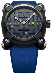 RJ Watches Moon Invader Pac Man Level III Limited Edition D watch £6700.01 at C.W. Sellors