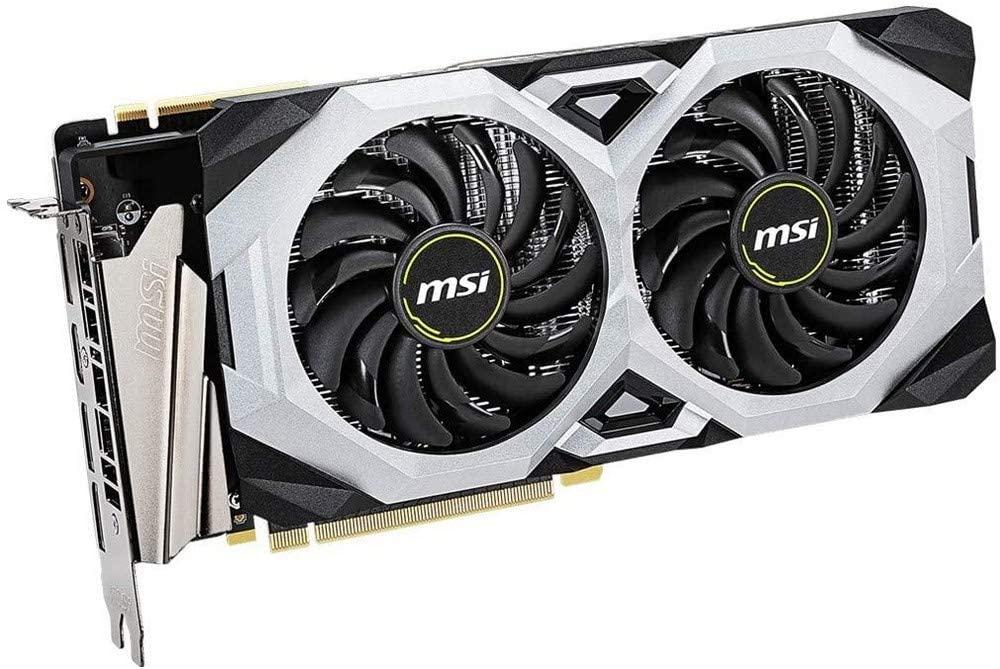 Msi Geforce RTX 2070 Super Ventus GP OC £399.99 and free death stranding code at Amazon