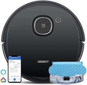 ECOVACS OZMO 920 Robot Vacuum + Mop, Laser Map Tech, Virtual Boundary, Alexa & App - £379.98 Sold by ECOVACS and Fulfilled by Amazon