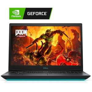 DELL G5, i7-10750H, 16GB RAM, 512GB M.2 PCle SSD, GTX 1660 Ti 6GB Gaming Laptop - £1049 / £791.65 students at Dell Shop