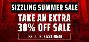 Planet X - Sizzling Summer Sale Now On - 30% off bikes and accesorries