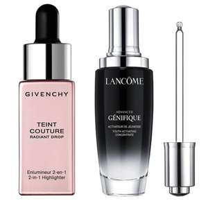 At least 10% Off Premium Beauty, with 15% Off selected Fenty, 20% Off Lancôme, 1/3 Off Givenchy & more @ Boots (£1.50 C&C / Free on £20)