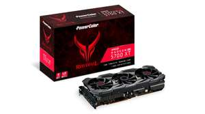AMD Radeon Powercolor Red Devil RX 5700 XT + 2 free games £389.99 at CCLOnline