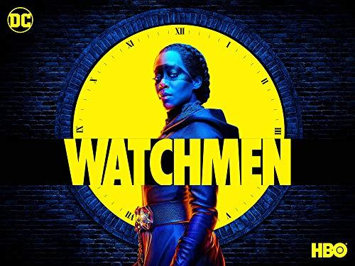 Watchmen HBO Complete Season 1 to Own £11.49 HD @ Amazon Prime Video