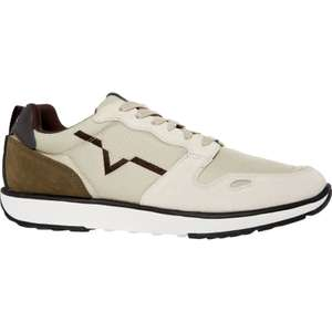 DIESEL Beige Textured Trainers Sizes 8-11 - £33.98 Delivered @ TK Maxx