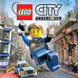 [Nintendo Switch] Lego Games Sale including Lego City Undercover £14.99 @ Nintendo eShop (£6.96 US)