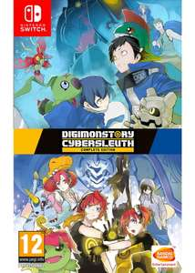 Digimon Story: Cyber Sleuth Complete Edition (Nintendo Switch) £34.95 Delivered @ The Game Collection