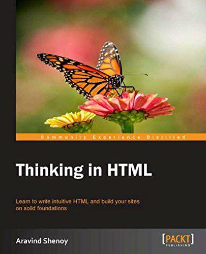 Thinking in HTML - Free Kindle eBook @ Amazon