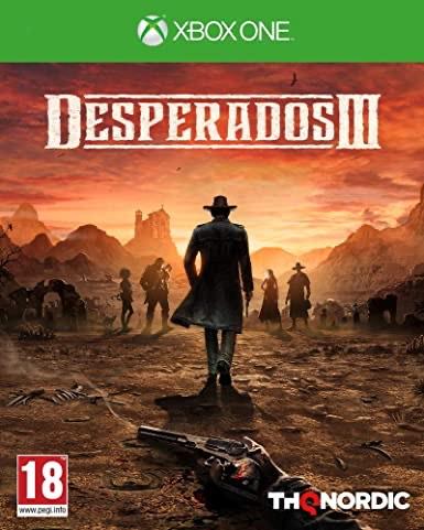 Desperados III [Xbox One & PS4] - £34.99 at Amazon