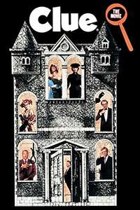 Clue Movie to Own - £3.99 HD @ Amazon Prime Video
