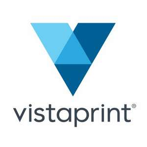 VistaPrint 50% off business cards