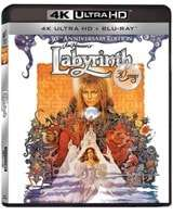 Labyrinth and other 4k UHD Blu Rays £6.99 in HMV instore / £2 delivery