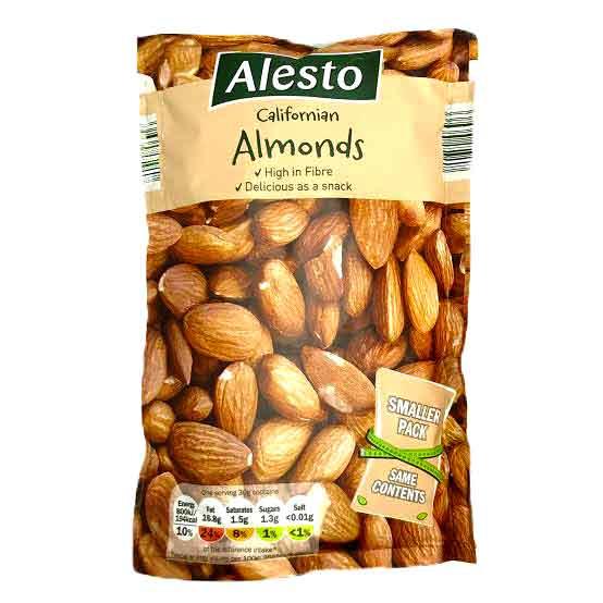 Californian Almonds 200g £1.29 instore @ Lidl