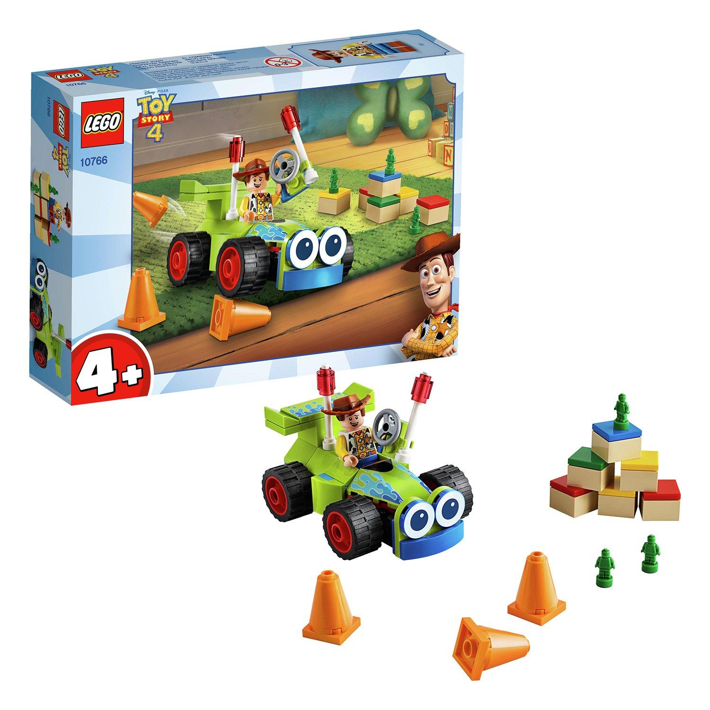 LEGO 10766 Toy Story 4 Woody Car - £4.50 Argos