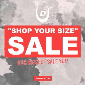 Up to 83% Off Sale - T-Shirts from £4.99, Hoodies from £11.99 + Free Delivery on £25 spend (otherwise £2.99) @ Duck and Cover