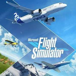Microsoft Flight Simulator 2020 Standard Edition PC Windows 10- £43.35 @ Eneba / Gamestars