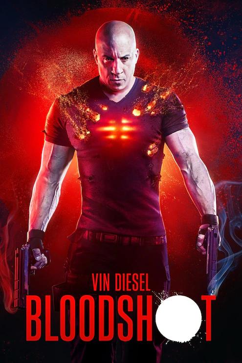 Bloodshot (2020) - £1.90 to rent @ Chili