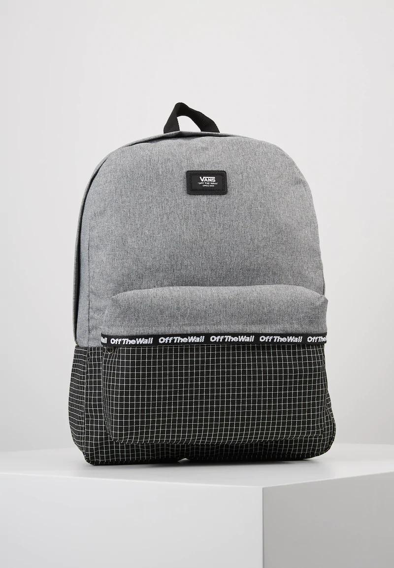 VANS old skool rucksack - heather suiting black £15 Delivered @ Zalando