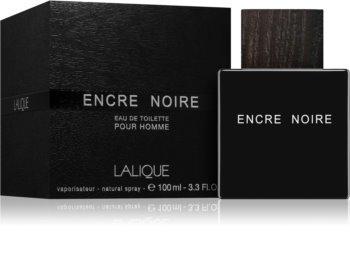 LaliqueEncre Noire eau de toilette for Men 100ml - £24.99 Delivered @ Notino