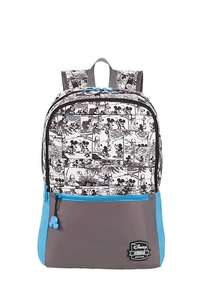Urban Groove Disney Mickey Mouse Backpack in blue £15.60 with free Delivery from American Tourister