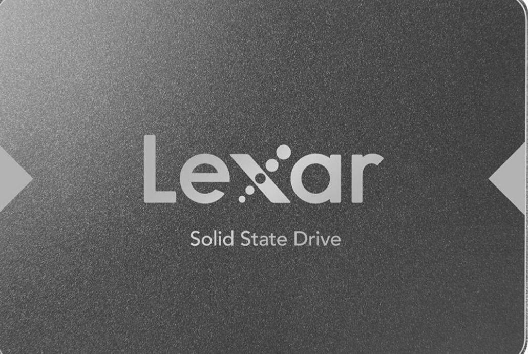 256GB Lexar® NS100 2.5 SATA3 SSD 520MB/S Solid state Drive - £29.49 @ Amazon