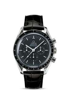 Omega Speedmaster Moonwatch Professional Chronograph 42mm watch with free Omega NATO strap – 311.33.42.30.01.001 £3128 at Heptinstalls