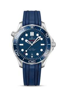 Omega Seamaster Diver 300m Co‑Axial Master Chronometer 42mm watch – 210.32.42.20.03.001 £3128 @ Heptinstalls