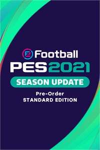 eFootball PES 2021 Season Update Standard Edition Pre-Order [Xbox One] £20.49 @ Xbox Store US