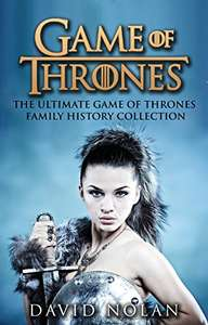 Game of Thrones: Book Of Characters (Character Description Guide - more in OP) - Kindle Edition now Free @ Amazon